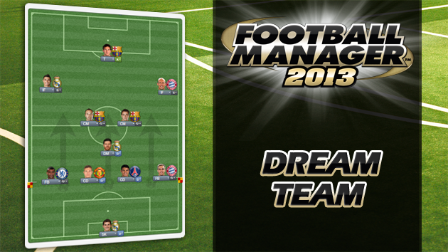 Football Manager 2013 Dream Team