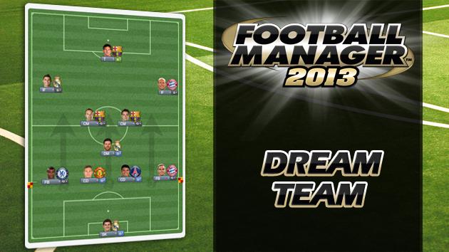 Football Manager 2013 Dream Team