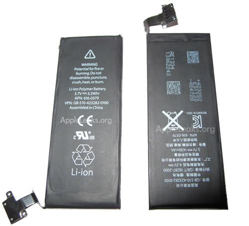 Baterai iPhone 5 Gratis dari Apple