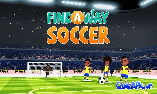 Find a Way Soccer v1.2 APK Full cho Android