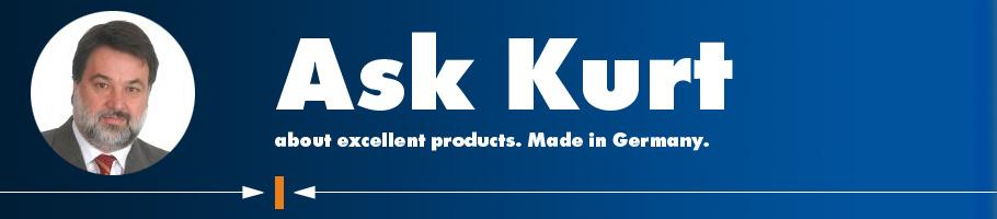 Ask Kurt (E)