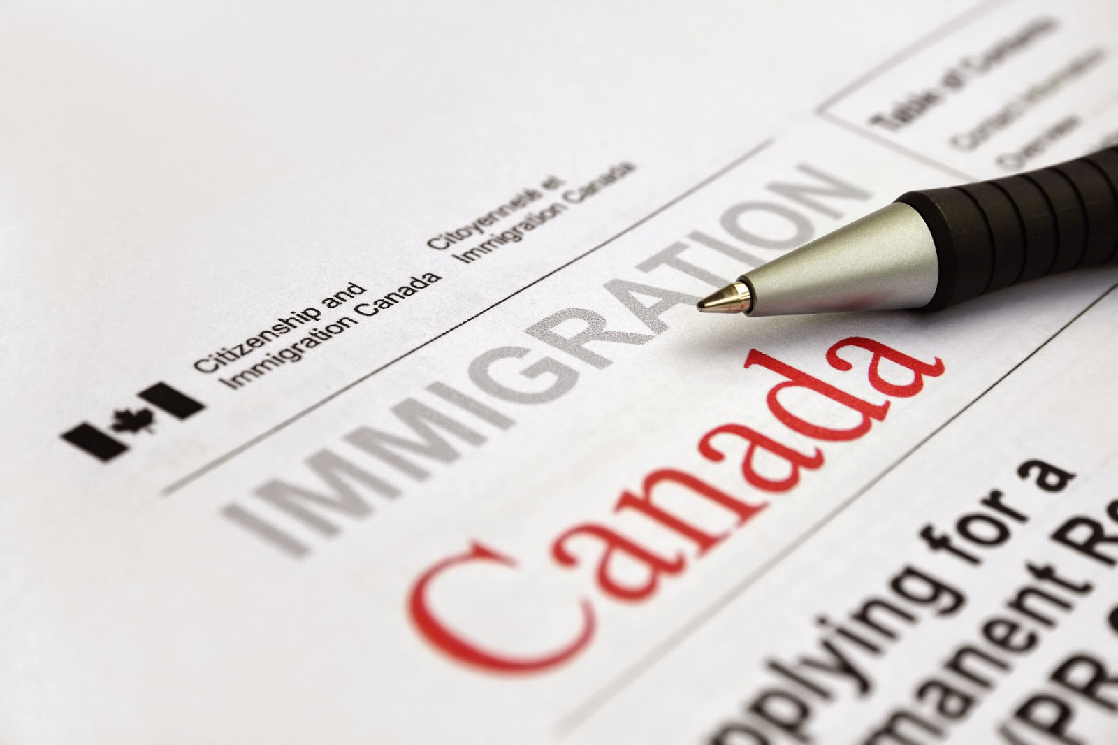 Procedure To Apply For Canadian Immigration Procedure To Apply For Canadian  Immigration ~ Life In Saudi