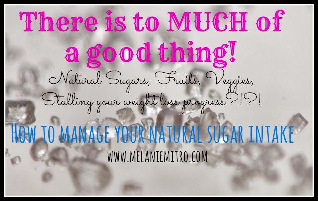 Natural Sugar Intake