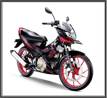 Is This The New 2013 Suzuki Satria Fu 150 Fi Photomotoblog Related