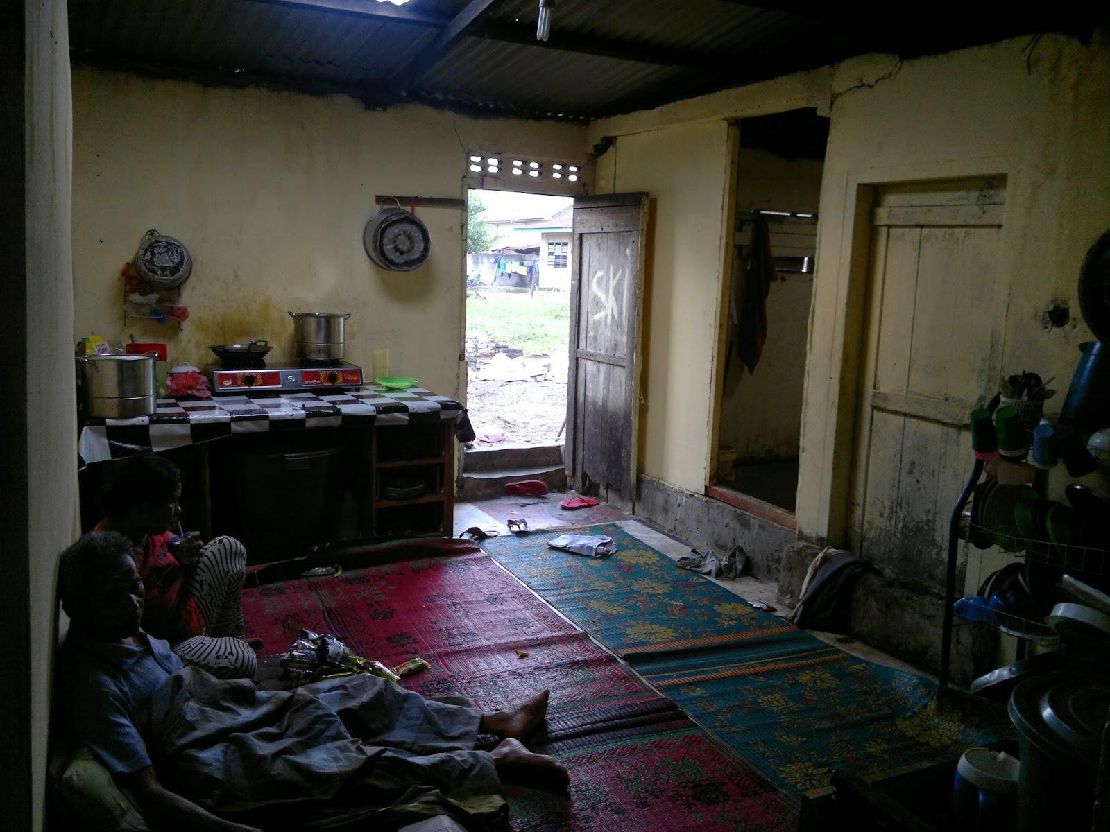 Lingkungan Panti Asuhan Sahabat Keluarga Indonesia