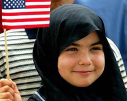muslim american girl