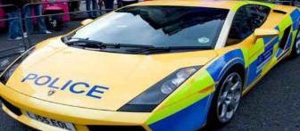 5 Mobil Polisi yang Paling Cepat & Termewah di Dunia