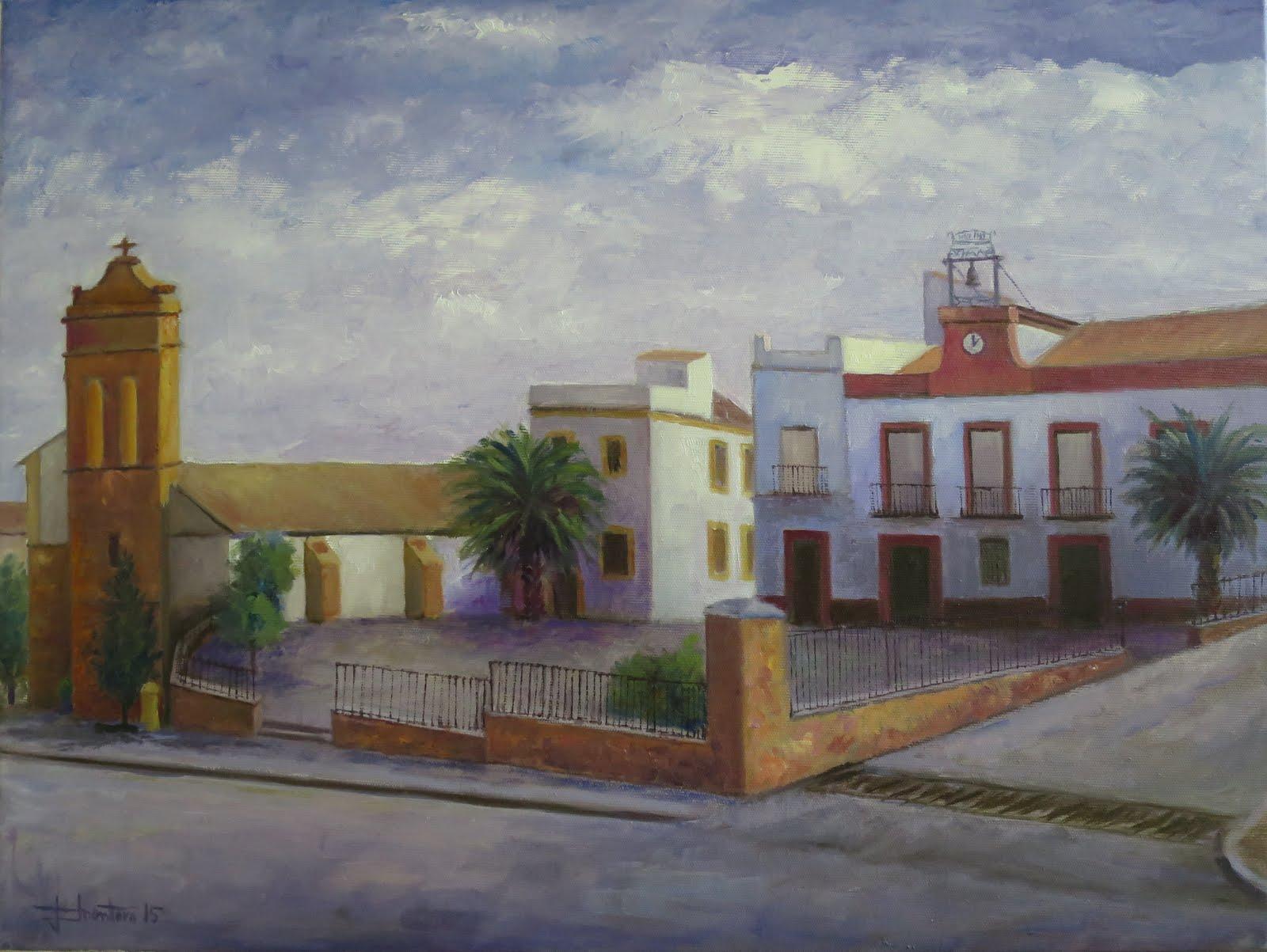 La Plaza; Fuerte del Rey, Jaén (12P)