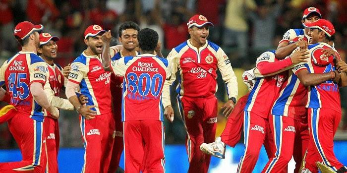 RCB Team Squad IPL 2015