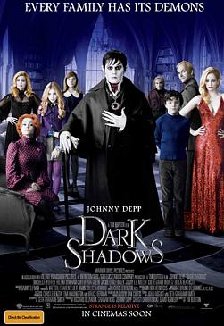 Assistir Online Filme Sombras da Noite - Dark Shadows