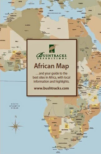 Free Printed Map of Africa