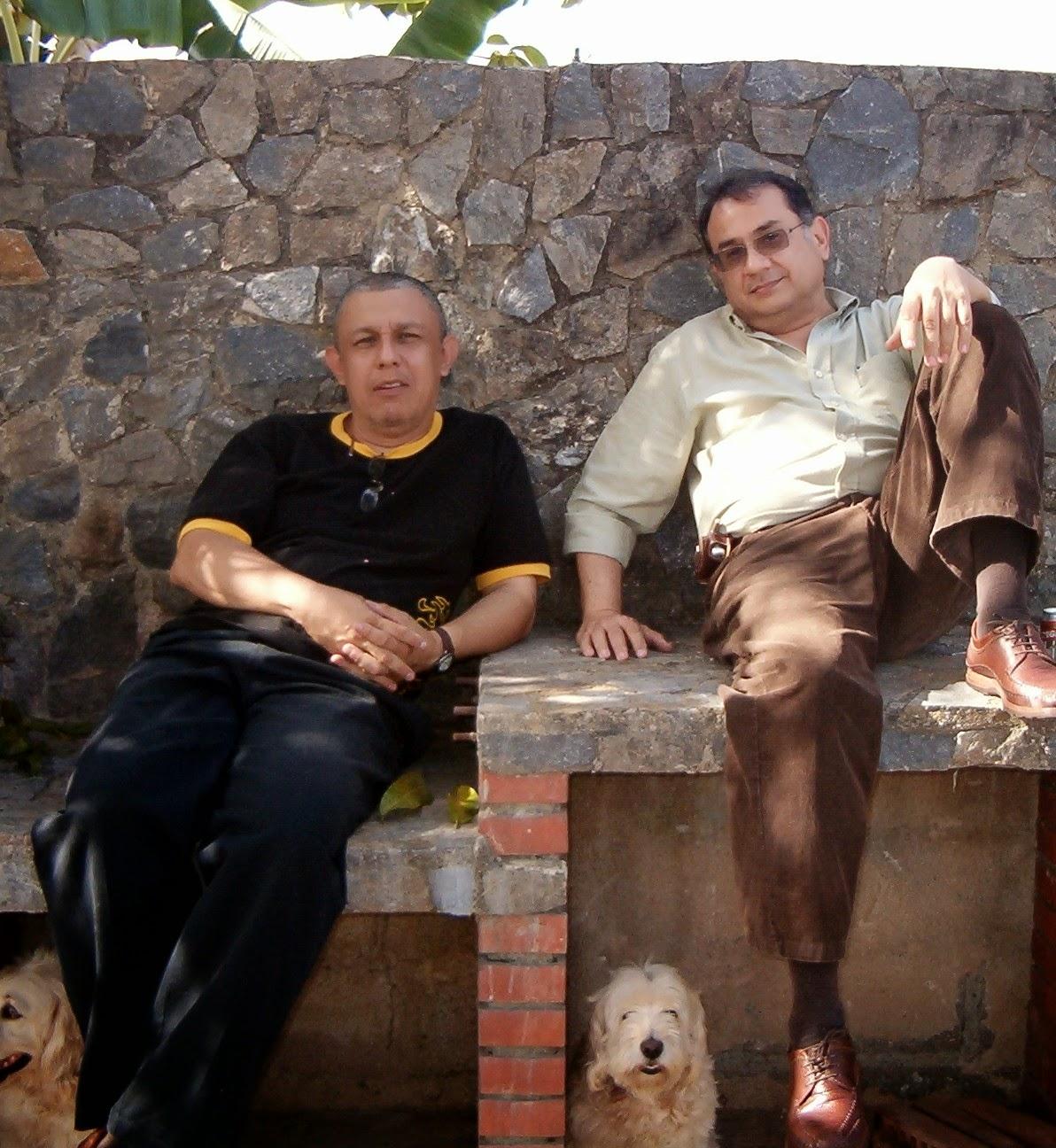 Edgar C. Otálvora y Luis Alberto Lobo
