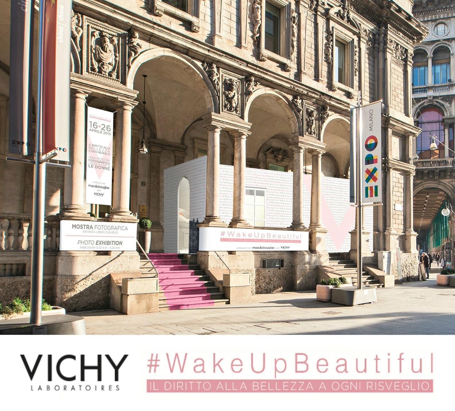 Vichy #WakeUpBeautiful