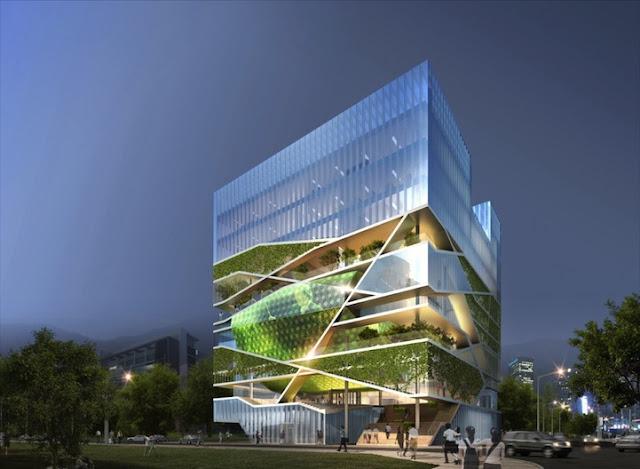 ماذا تعرف العمارة الحديثه