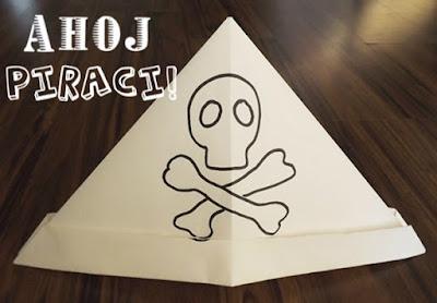 Jak zrobić czapkę pirata