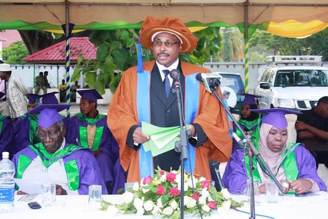 Chuo cha Utumishi wa Umma Zanzibar (IPA) chamwaga nondozzzz leo