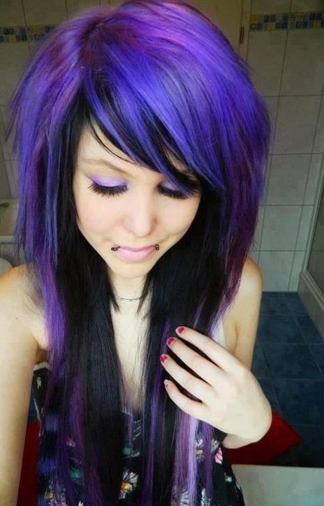 paso a paso para un cabello emo belleza emo
