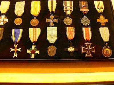 Imagini Finlanda: Muzeul National Helsinki, crucea de fier