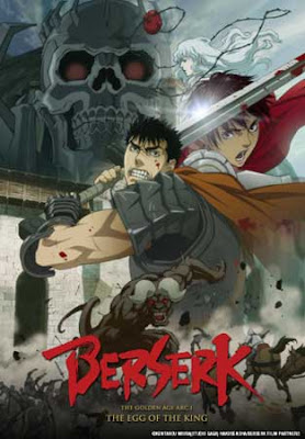 Berserk: The Golden Age Arc I - The Egg of the King 01 Ver online descargar