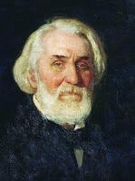 Iván Turguénev, literato ruso