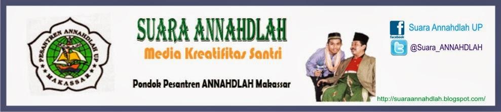 Suara ANNAHDLAH