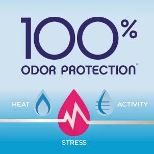 secret odor protection