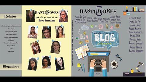 Bastidores - Um dia na vida de um blog Literário