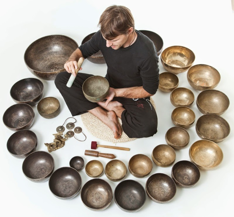 Mysterious Tibetan Singing Bowls