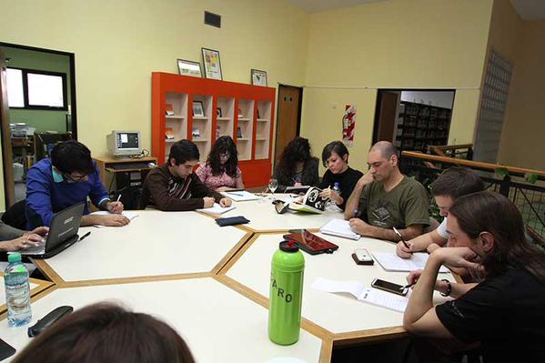 Taller de Escritura por Lao en Río Gallegos 2015