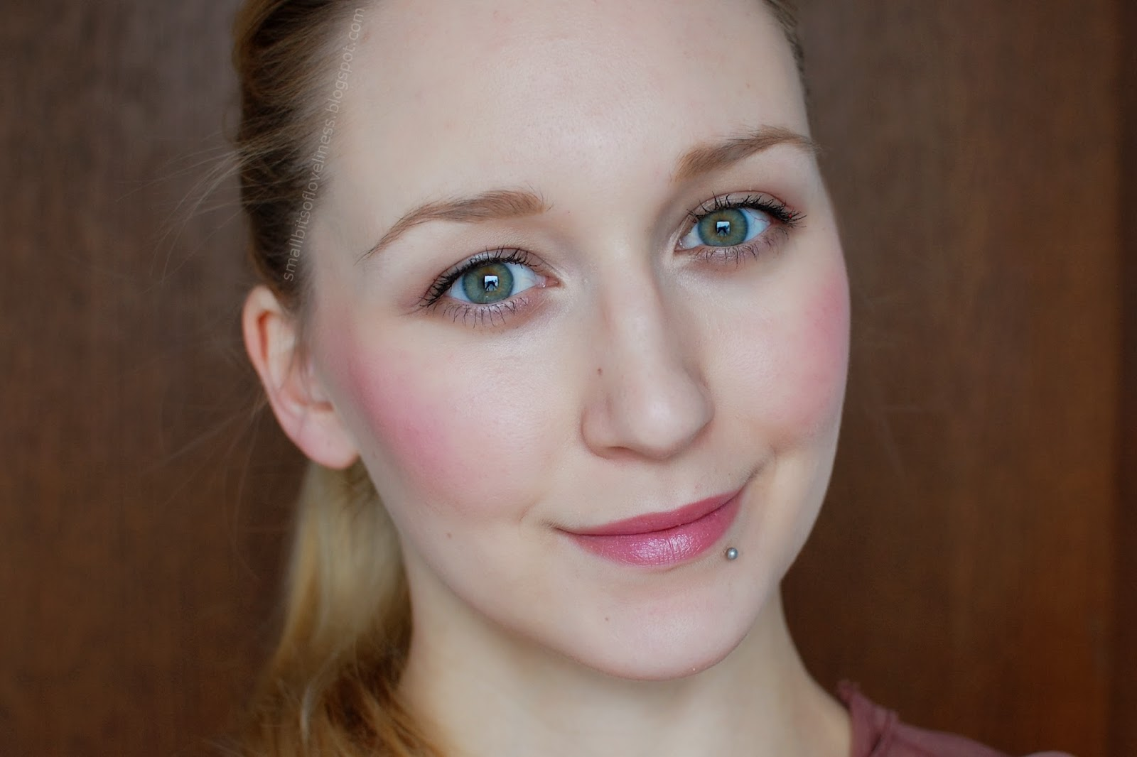 Romantic Pink Makeup Look