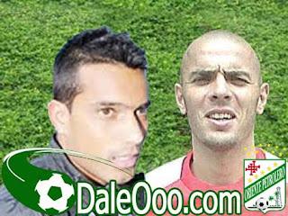 Oriente Petrolero - William Ferreira, Martín Aguirre - DaleOoo.com sitio Club Oriente Petrolero