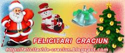 Felicitaru  Craciun