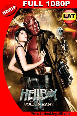 Hellboy 2: El Ejército Dorado (2008) Latino Full HD BDRIP 1080P ()