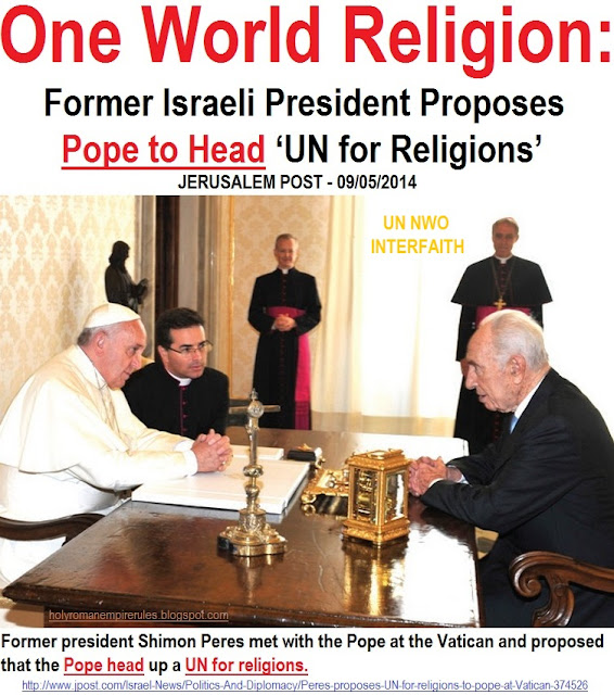Pope Francis Says Christians Do Not Exist Outside The ...