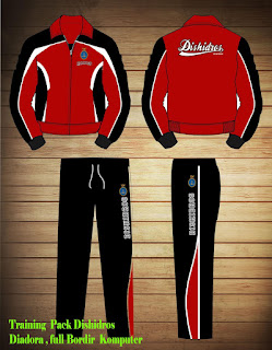 JAKET TRAINING STELAN