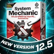 System Mechanic 12.5