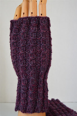 Giving thanks for fingerless gloves available for sale at https://www.etsy.com/shop/JeannieGrayKnits