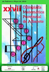 XXVII OLIMPIADA MATEMÁTICA PROVINCIAL DE ALBACETE