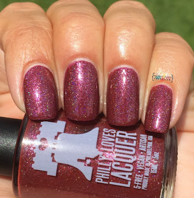 Philly Loves Lacquer Fallen Ember