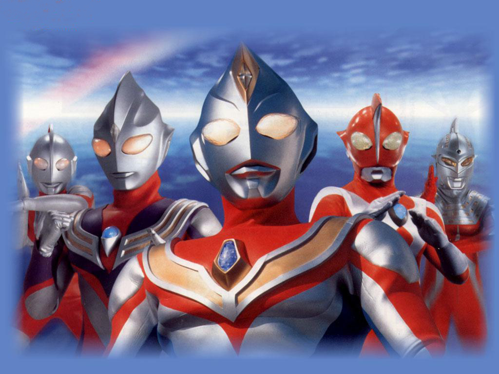 Ultraman Wallpaper