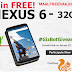 Contest !! Free Giveaway Win A Google Nexus 6 For Free! Courtesy UC Browser
