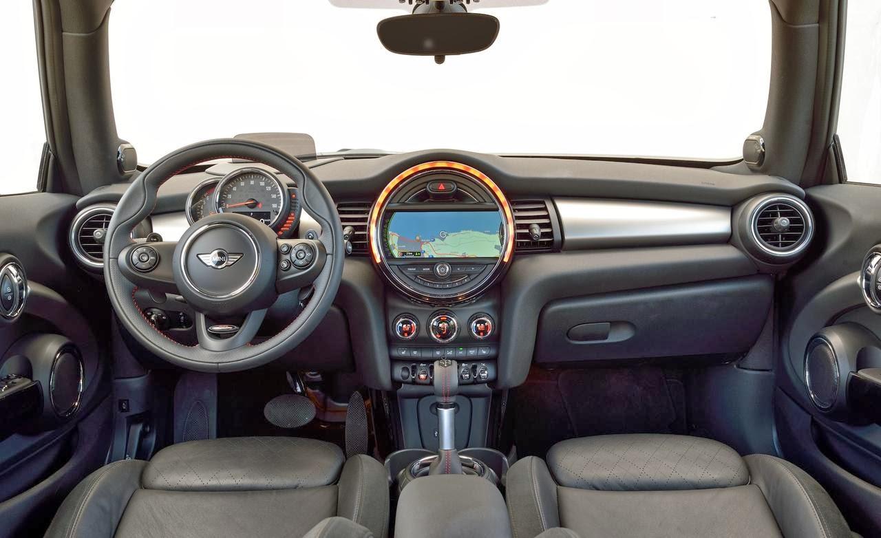 2014 Mini Cooper unique design more stable