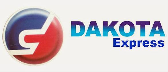 Pengiriman Via Ekspedisi Dakota Express ke Seluruh Indonesia