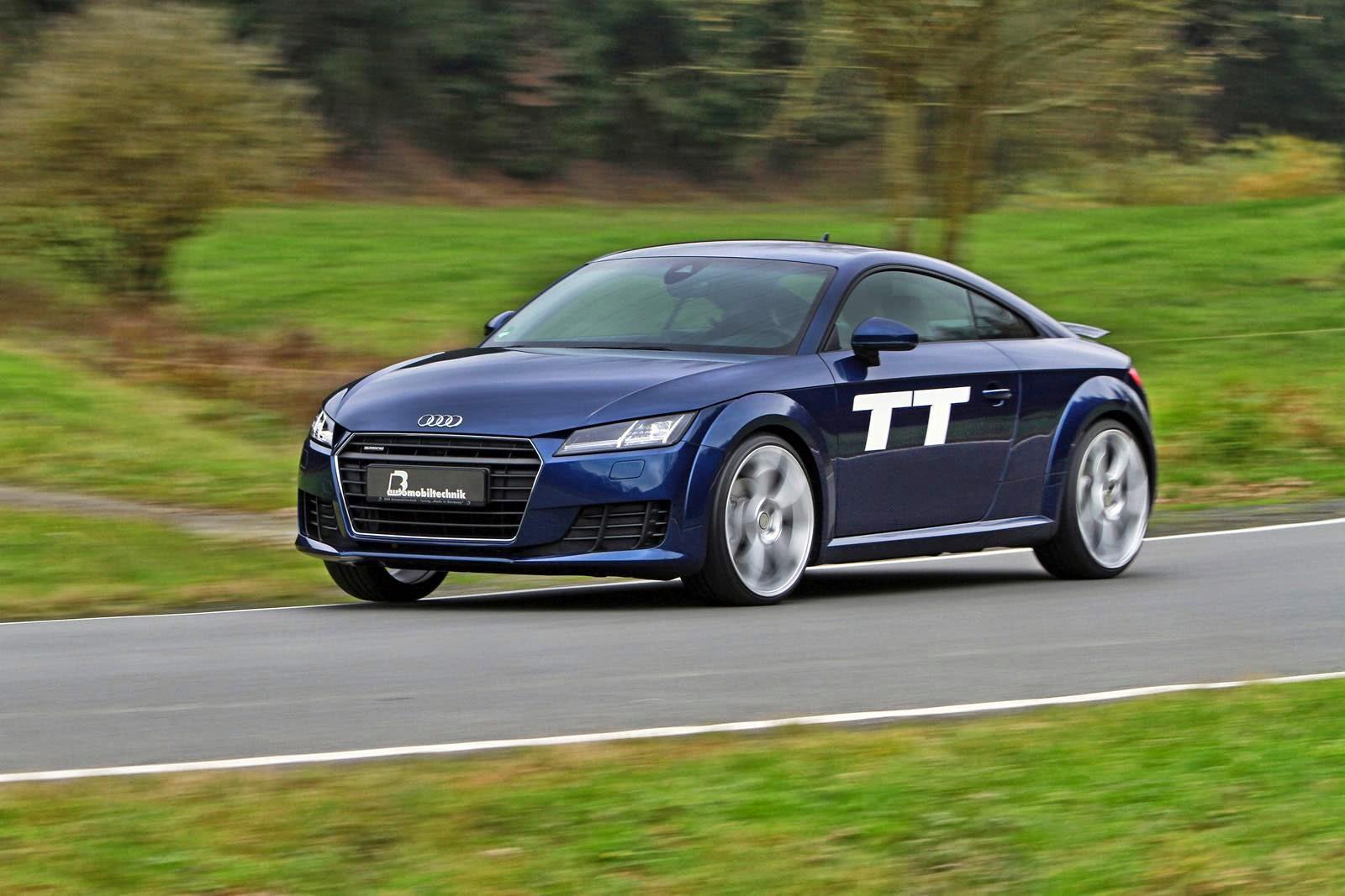 Audi - Magazine cover