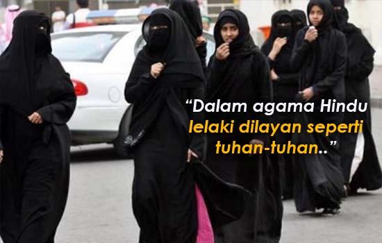 Pendedahan eksklusif bekas wanita Hindu yang masuk agama Islam