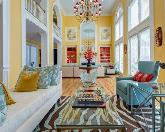 Warna Desain Interior Rumah