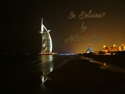 2012.10.23 - SO, DELICIOUS? BY ANTOINE LUCAS #35 So+Dubai