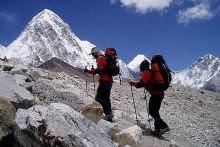 escalando monte everest