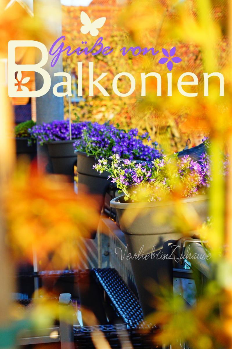 Titelbild Grüße von Balkonien