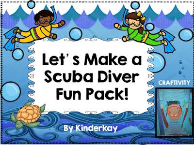 https://www.teacherspayteachers.com/Product/Lets-Make-a-Scuba-Diver-Fun-Pack-263594